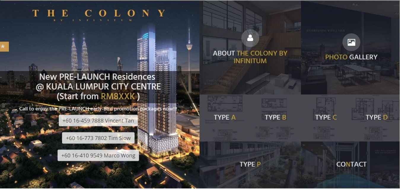 The Colony Residences
