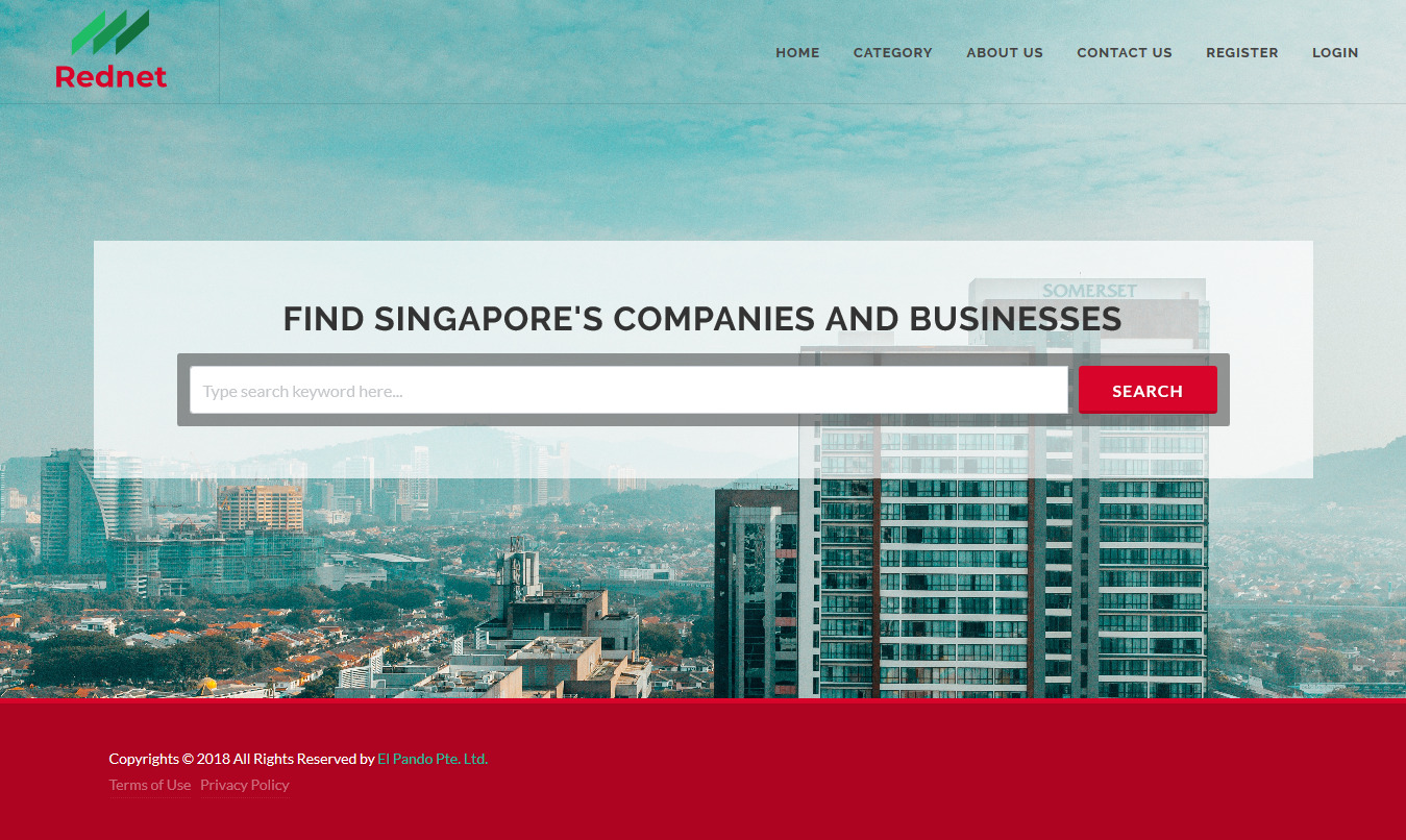 Rednet - SG Business Directory