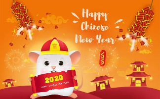 Image of Happy Chinese New Year 2020!