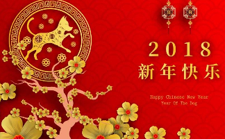 Image of Happy Chinese New Year